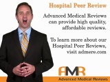 Hospital Peer Review | Advanced Medical Reviews