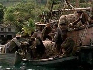 PIRATES DES CARAIBES I - Jack Sparrow (1min49)