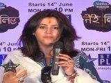 Tere Liye Ekta Kapoor At The Launch Of New Serial On Star Plus