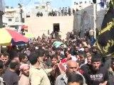 Funerals held for militants as Gaza violence spirals