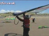 Kitewing Instruction - Picking up your wing