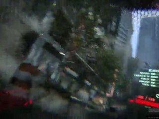 Crysis 2 - Vaisseau Alien - PCi Bench Session