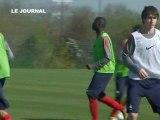 Abdoulaye Touré chez les Bleus des U17 (Nantes/Foot)
