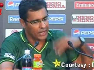 Waqar Younis talks about India VS Pakistan Game In Semi finals !!