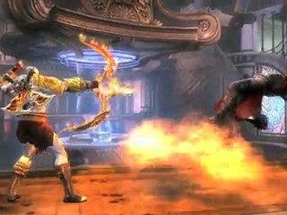 Mortal Kombat Kratos gameplay Trailer de Mortal Kombat 9