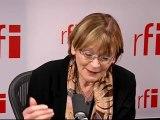 Marie-Georges Buffet, députée PCF de Seine-Saint-Denis