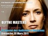 Pierre Jovanovic: Blythe Masters (1/5), Radio Courtoisie, Dim. 20 Mars 2011