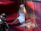 Christina National Anthem SuperBowl FAIL !