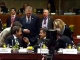 Zapatero asiste al Consejo Europeo en Bruselas