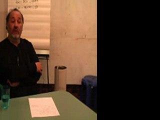 Qu'est ce qu'un processus d'individuation? video 6/12 de l'atelier vert lumiere