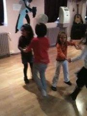 Mario Dance cours enfants ASCH