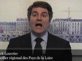 Franck LOUVRIER, Conseiller Régional des Pays de la Loire, apporte son soutien à Xavier FOURNIER