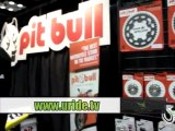Indianapolis MotoX Show 2011: Pit bull products