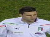 Slovénie vs Italie 0-1 EURO 2012 Qualifs Groupe C