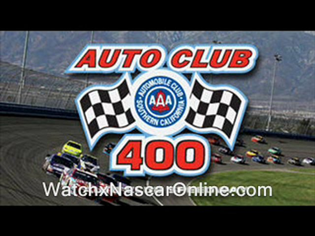 watch nascar Auto Club 400 racing online