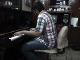 Rythem Bansal plays Beethoven - Moonlight Sonata Mvt.1 on the piano