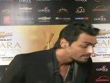 Arjun rampal at Apsara Awards
