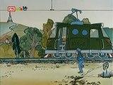 Vták Gabo a vlak