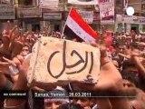 Yémen, les manifestants appellent au... - no comment