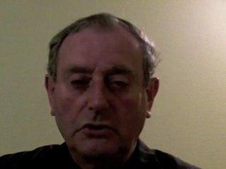 Léon Gendre (UMP) - Réactions à chaud après les résultats du second tour