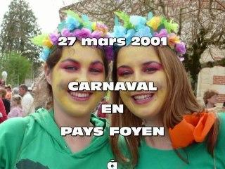 Carnaval 2011 en Pays Foyen