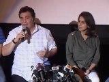 Neetu And Rishi Kapoor Argue Over Mother India - Bollywood News