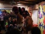 Danse des tane, soirée polynésienne du 26 mars 2011 à Nantes