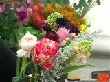 Realiser un Bouquet Romantique avec les Ateliers d'Aquarelle