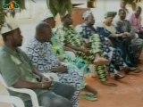Porte parole des cadres et partis politiques du plateau d'Abomey
