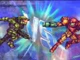 Card Sagas Wars - Master Chief VS Samus Aran