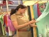 Hot & Sexy Kavita Kaushik AKA Chandramukhi Chautala At Oberai Mall
