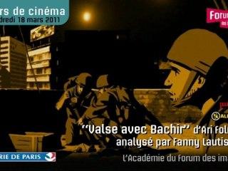 """Valse avec Bachir"" d'Ari Folman"