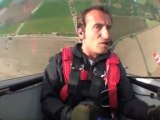 Eric Vazeille. World Aerobatic Champion
