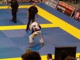 Gilbert 'Durinho' Burns vs ? 2011 Pan Ams sub