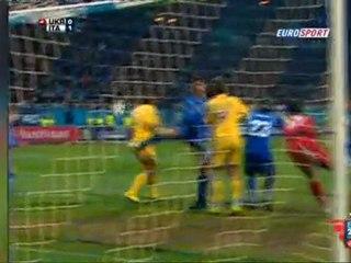 Ukraine v Italy