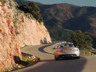 Aston Martin DB9 Virage promo