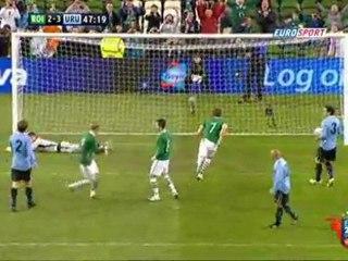 Republic of Ireland v Uruguay