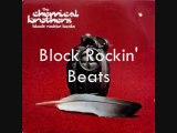 Bassline reconstruction: The Chemical Brothers - Block Rockin' Beats / The Crusaders - The Well's Gone Dry