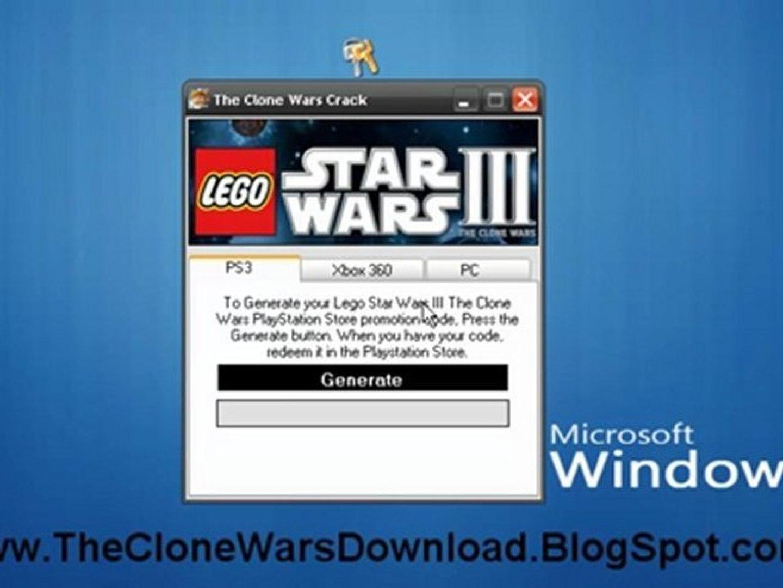 Lego Star Wars 3: The Clone Wars Keygen Free Downlaod