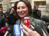 """Tensions à l'UMP: """"une fin de règne"""" pour Ségolène Royal"""