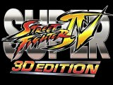Testing Labs : Super Street Fighter IV 3D Edition