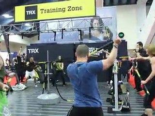 TRX Rip Trainer at IHRSA 2011