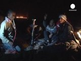 A night in the desert with the Libyan rebels