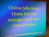 Online Jobs from Home: Tired of Beating Up Time Schedules
