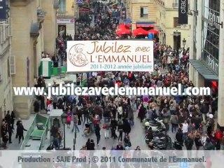 Flash mob à Paris