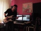 Gaëtan Verrier Bert : La vidéo guitare du Mois Mars 2011