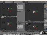 Blender 3D Tutorial: A Interface do Blender