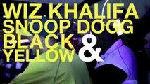 "Wiz Khalifa & Snoop Dogg ""Black & Yellow"" Live @ Neff Agenda Afterparty, Club 300, Anaheim, CA, 01-06-2011"