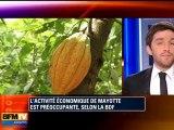 L'île de Mayotte, plombée par la crise, devient le 101e département français