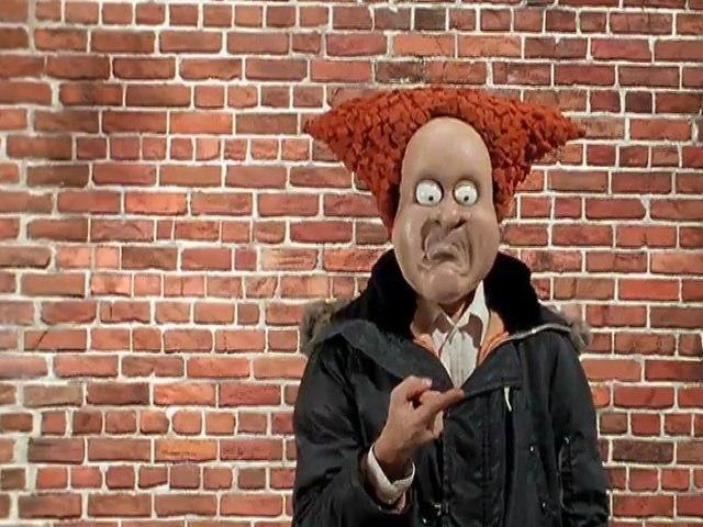Angry Kid Season 1 Episode 6 - Stinky